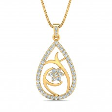 22kt gold pendant exclusive signature collection