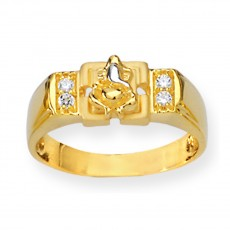 Divine Lord Ganesh Ring