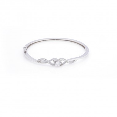 Silver Bangle For Women