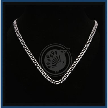 Platinum Mens Chain