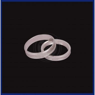 Platinum Couples Ring