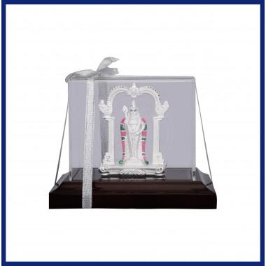 Lord Murugan silver Idol Piece