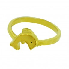 Ladies Dolpin Ring
