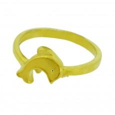 Ladies Dolpin Ring