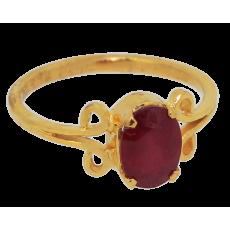 Ruby Ladies Realtone ring