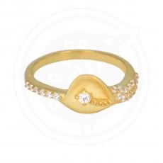 Zircon Stylish Ring