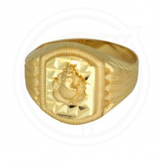 Ganesha Gents Ring