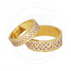 Tanuja Stylish Couple Ring