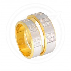 Tanujaa Stylish Couple Ring