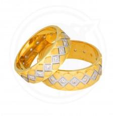 Tanuja Stylish Couple Ring