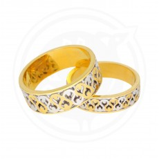 Tanujaa Couples Ring