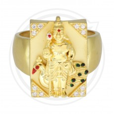 Lord Muruga Ring