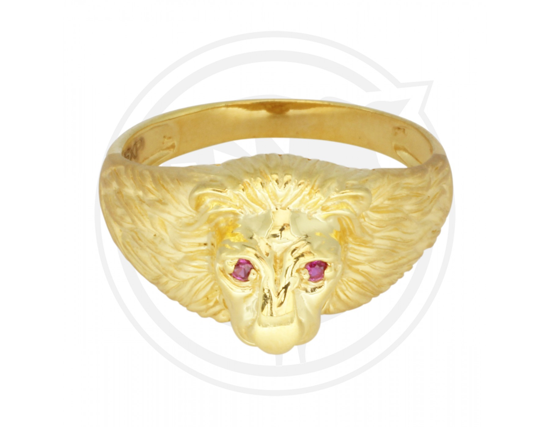 leo x of s item men punk huge lion from fashion ring steel gift head mas silver animal tone face in biker king gold stainless jewelry rings