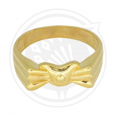 Casual Gent's Ring