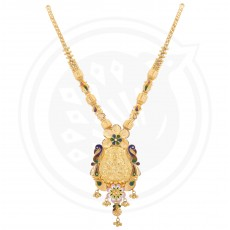 Bombay Lakshmi Varikkai Necklace