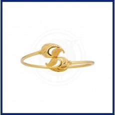 Tanujaa Leaf Flexi type Bracelet