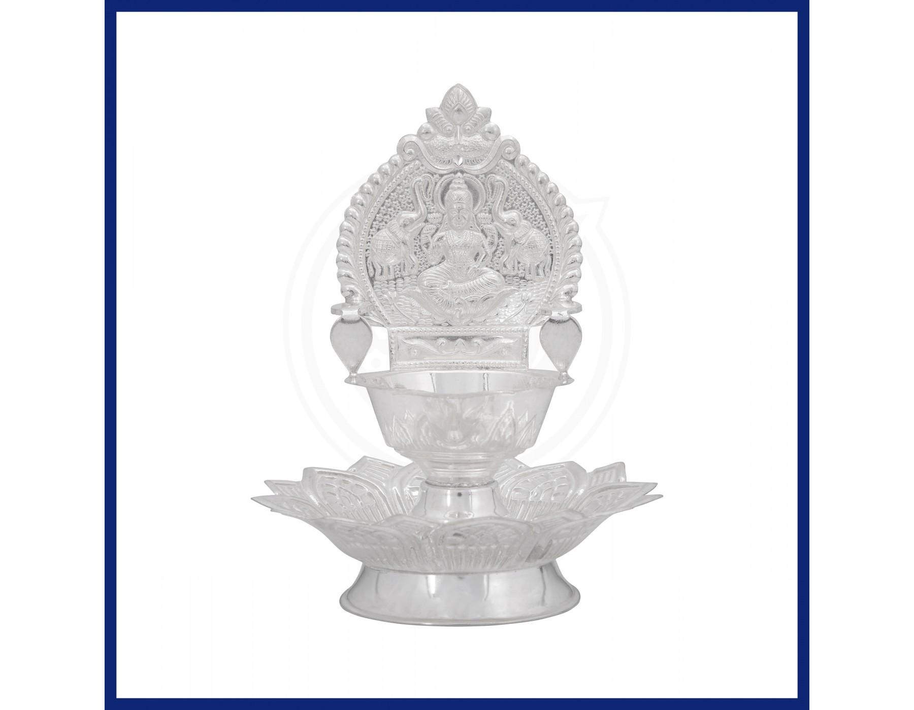 Sree Kumaran | Silver Kamatchi Lamp for Silver Kamatchi Lamp  303mzq