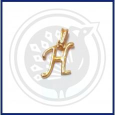 H Initial Pendant