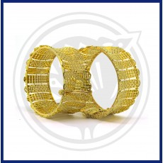 Fancy Bengal Broad Bangle