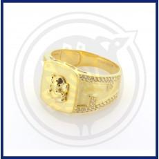 Lord Ganesh Gents Ring