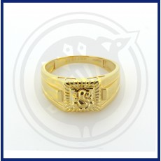 Divine Lord Ganesh Gents Ring