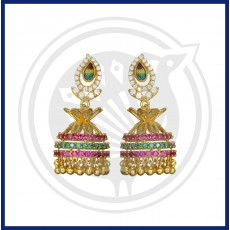 Fancy Jhumki Stud