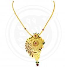 Pavanaa Adhiraa Designer Necklace