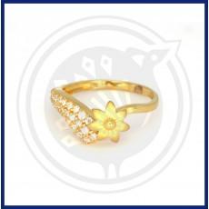 Fancy Zircon Ring