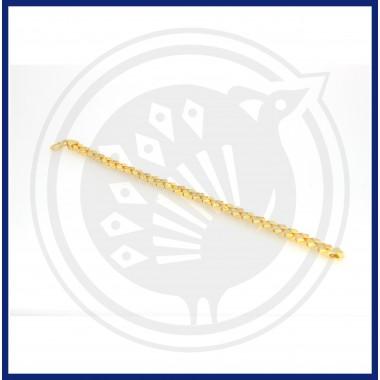 Fancy Gents Casting Bracelet