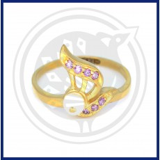 Fancy Pearl Ring