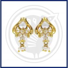Fancy Pearl Stud & Drops