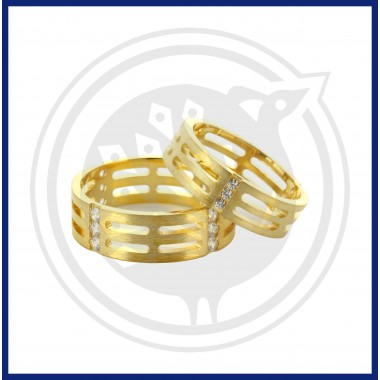 Tanujaa Fancy Couple Ring