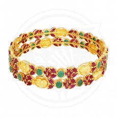 Traditional Real Stone Bangle