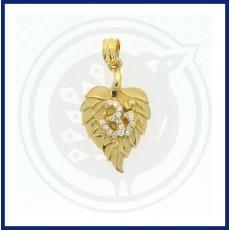 Casting Leaf OM Pendant