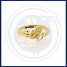 Casting Leaf Ring
