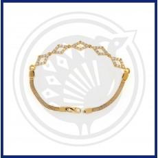 Fancy Casting Bracelet