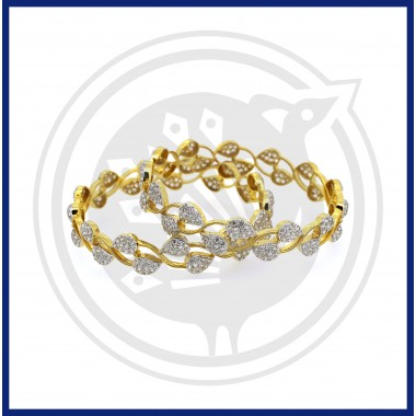 Mangalya Zircon Bangle