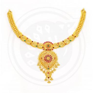 Bengal Focus Necklace