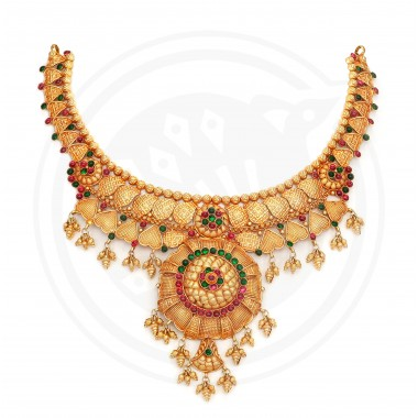Ooty Antique H-ELG Necklace