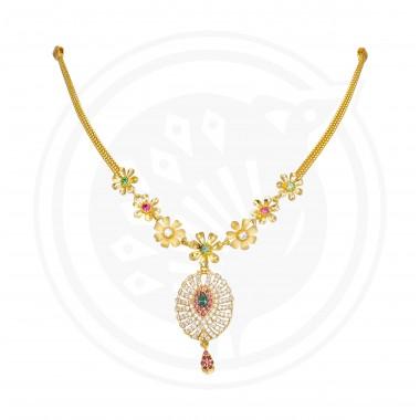 LA Casting Necklace