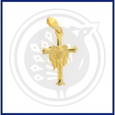 Casting Cross Pendant