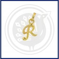 Initial Pendant R