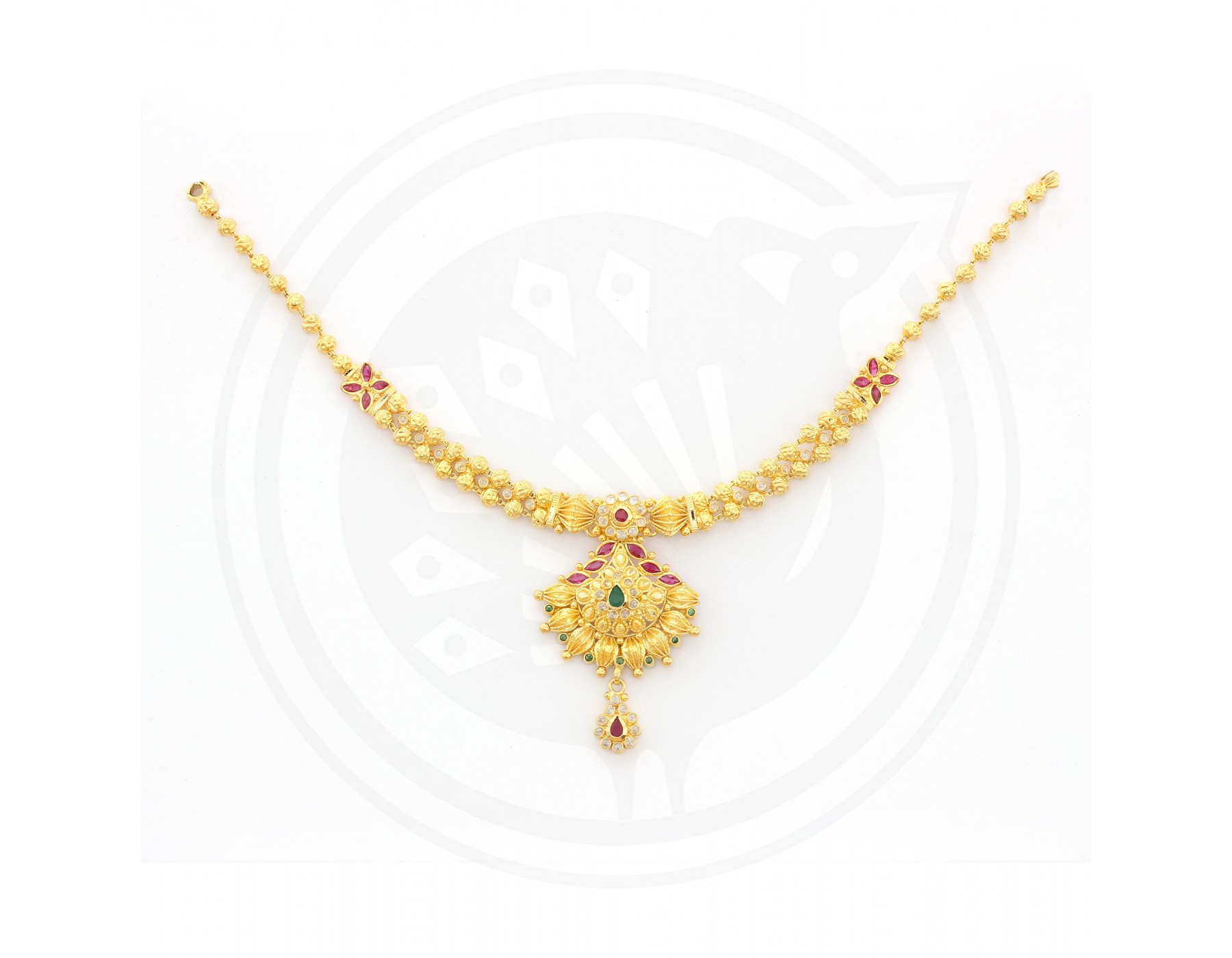 Luxury Simple Gold Necklace Patterns | Jewellry\'s Website