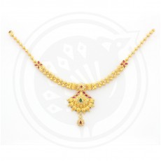 Pavanaa Fancy YC Necklace
