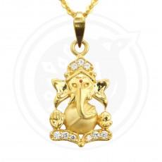 Fancy Casting Ganesh Pendant