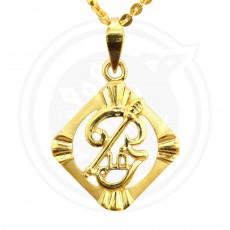 Divine Om pendant