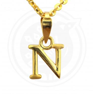 Initial Letter Pendant