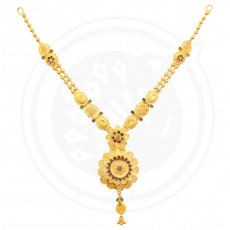 Fancy Bombay U Necklace