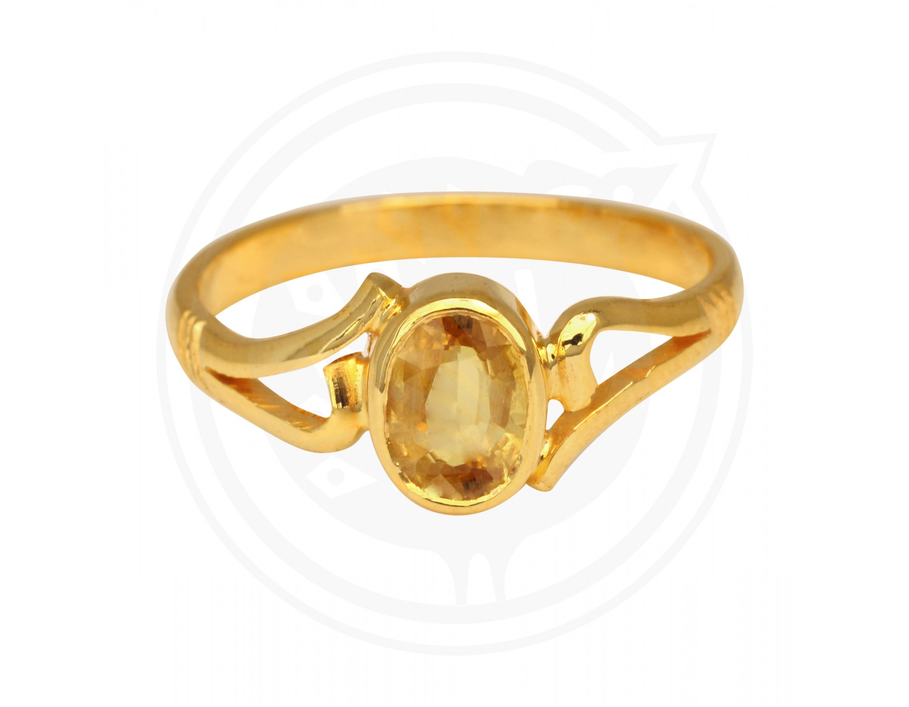 Sree Kumaran | Komethagam Real Stone Ladies Ring