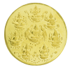 Ashtalakshmi 22k gold coin